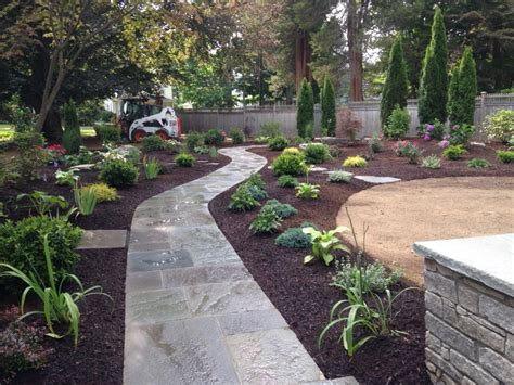 quality landscaping plantings milford quality landscaping