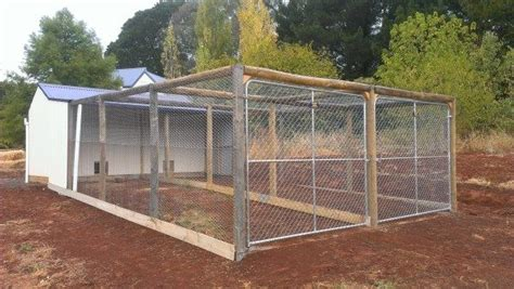 Chook House Plans Large Divided Run At Rear Of Chook House By Gardens Melbourne Chicken Houses And Pens