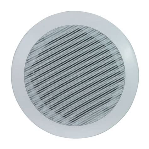 White Ceiling Speakers by E Audio 5 25 Quot White Ceiling Speaker 80w B409a E Audio