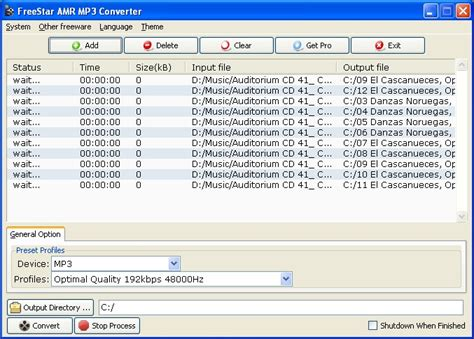 unit converter download mp3 freestar amr mp3 converter download