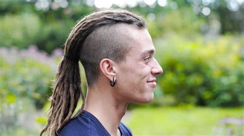 corte mohicano estilos en cortes de pelo el peinado mohicano