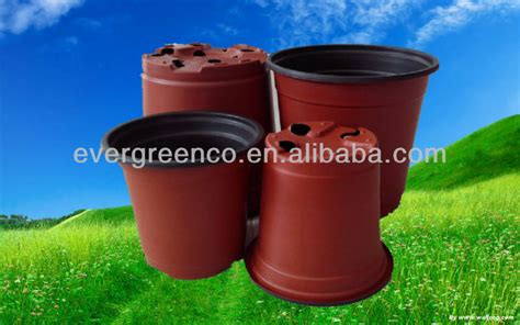 cheap planter pots plastic flower pot plastic planter pot cheap planting nursery pot buy cheap flower pots black