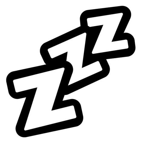 Sleeping Zzz Clipart (43 )