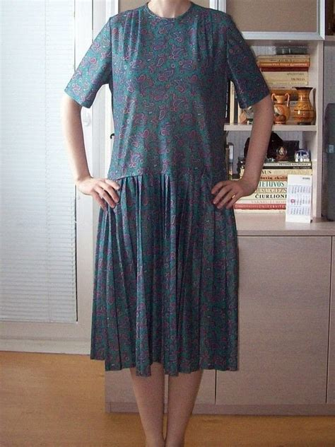 grandma dress update   alter  revamped dress