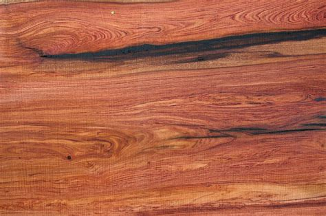 The Wooden Dimensions Know Your Wood African Rosewood