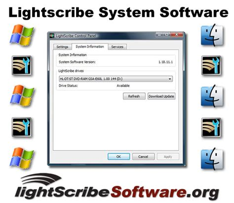 light software lightscribe system software lightscribe software free