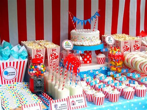 theme names for a birthday party circus themed birthday party guest feature circus theme