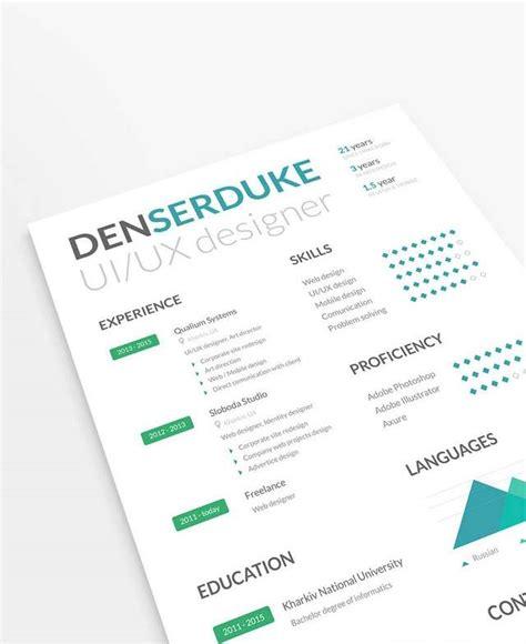 creative cv template free psd 10 creative resume free psd templates phirebase com