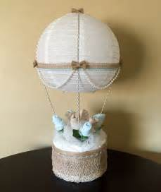 baby shower centerpieces for tables air balloon baby shower table centerpiece nursery d 233 cor