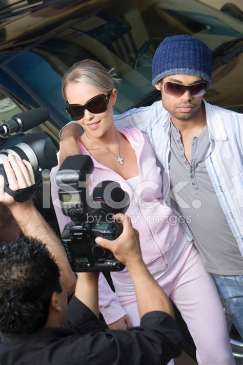 celebrity couples paparazzi celebrity couple and paparazzi stock photos freeimages