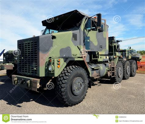 modern military vehicles modern army truck stock photo image of haul large truck
