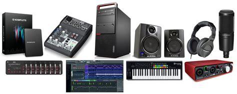 best home studio lighting kit best music equipment and recording gear for beginners