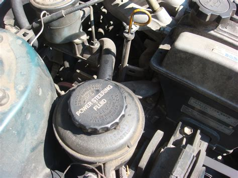 How To Check Power Steering Fluid And Add Some Fluid