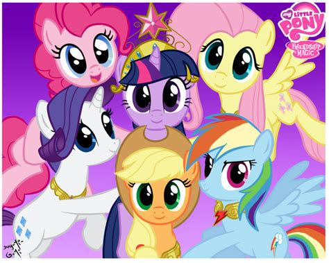 my litle pony best top wallpapers