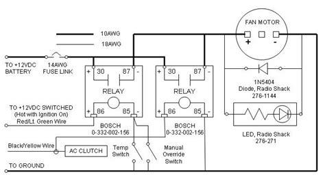 fan freewheeling diode fan diodes ls1tech camaro and firebird forum discussion