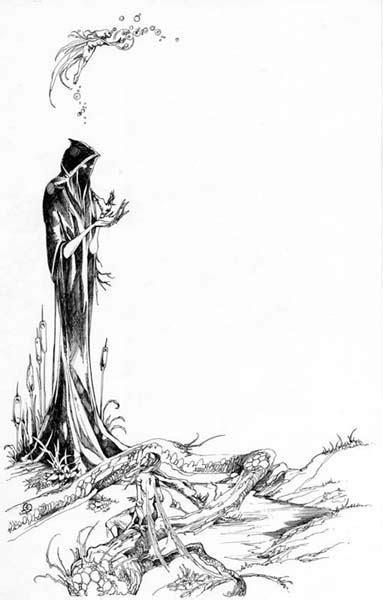 Stephanie Pui-Mun Law - Shadowscapes Tarot - Fantasy Art