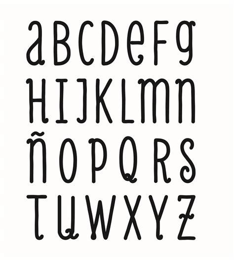 imagenes escrita geniales abecedario de letras elegantes imagui