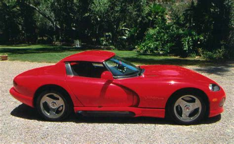 free download parts manuals 1995 dodge viper rt 10 parking system classic car auctions