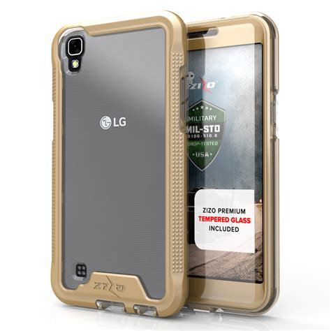Sale Lg X Tempered Glass B Top Clear lg tribute hd lg x style cover tempered glass screen protector clear slim ebay
