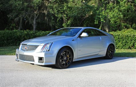 2011 Cadillac Cts V Coupe by 2011 Cadillac Cts V Coupe Photos Informations Articles