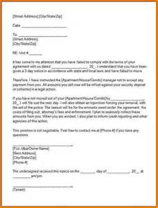 search results for free eviction notice letter print