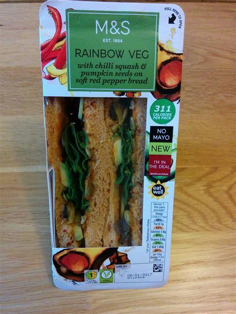 plant based  easy marks  spencer vegan meal deal