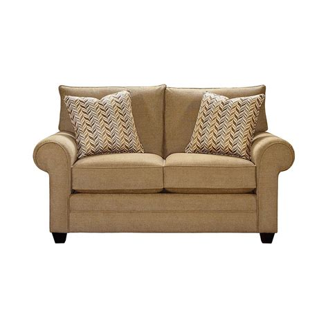 sleeper loveseat sofa alex loveseat by bassett furniture bassett sofas