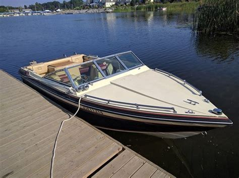 chris craft boats ontario chris craft scorpion 169 1985 used boat for sale in