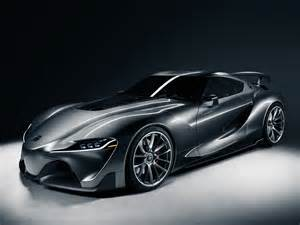 How Much Is The Toyota Ft1 2014 Toyota Ft1 Graphite Concept Supercar D Wallpaper
