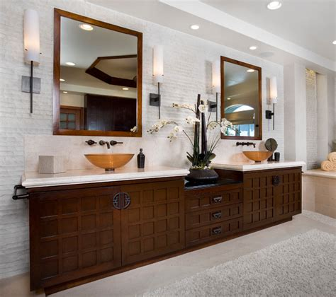asian bathroom vanity cabinets vanities