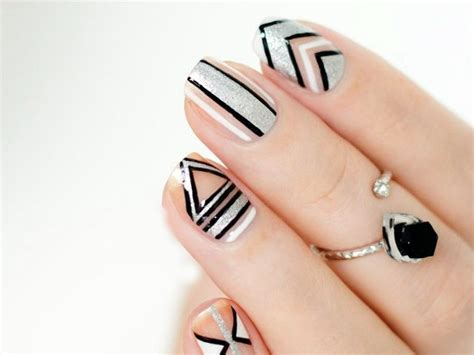 45 easy new years eve nails designs and ideas 2016 page the gallery for gt easy summer hairstyles step by step