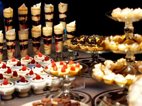 5 mouthwatering dessert station ideas