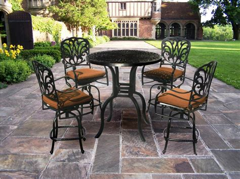 patio bar height bistro set home interior design chairs