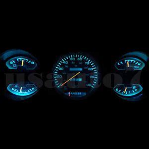 Dodge Ram Dash Lights Dash Cluster Gauges Aqua Blue Led Lights Kit Fits 81 93