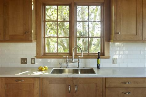 Kitchen Sink Windows 1920 S Traditional Whole House Renovation
