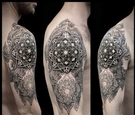 the 80 best half sleeve tattoos for men fine tailored