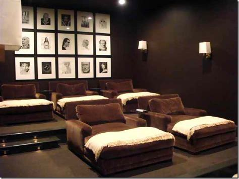 theater room furniture 20 stunning home theater rooms that inspire you decoholic