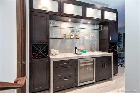modern wet kitchen design modern wet bar with live edge wood table home bar modern and lever h andles