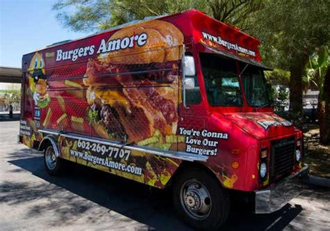 design love fest salmon burgers phoenix food truck food truck friday burger food truck