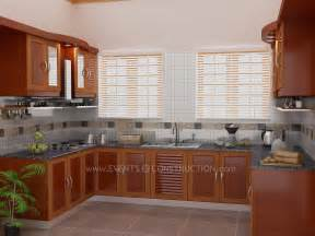 Kitchen Designs Kerala evens construction pvt ltd simple kerala kitchen design