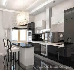 фото кухни с островом дизайн