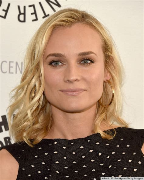 actresses with thinning hair actresses wth thinning hair diane kruger doesn t let her