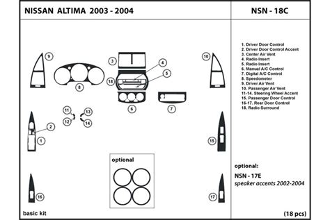 how it works cars 2003 nissan altima instrument cluster rtint 174 nissan altima 2002 2004 headlight tint film