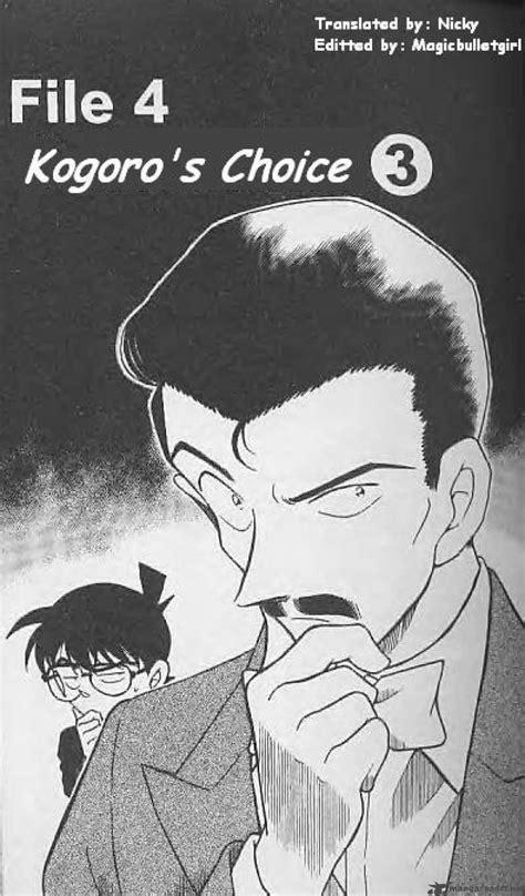 Detektif Conan Readers Choice Limited read detective conan chapter 376 mangafreak