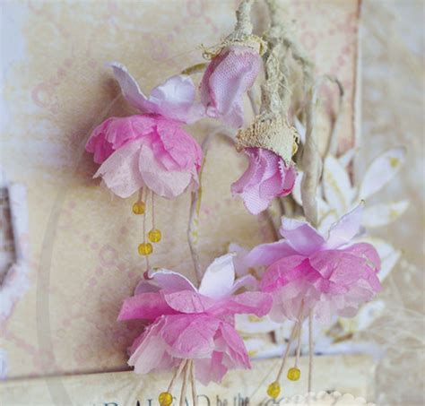 How To Make Handmade Paper With Flower Petals - petals and petals paper flowers allfreepapercrafts