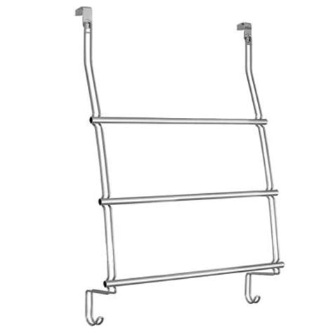 interdesign chrome classico osd towel rack 3 69110 the