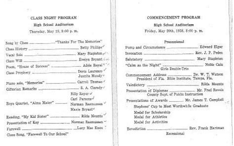 black history program template high school graduation program template www pixshark