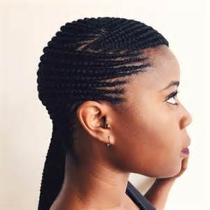 what is the hairstyle called thats a wide mohawk protective style ghana weaving nkem life
