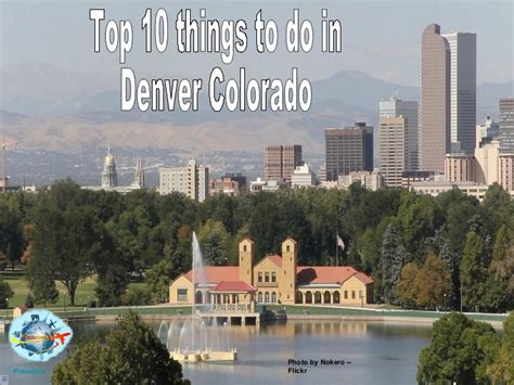 top 10 things to do in denver colorado