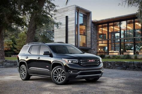 2020 Gmc Models by 2020 Gmc Acadia Denali Facelift Price 2019 And 2020